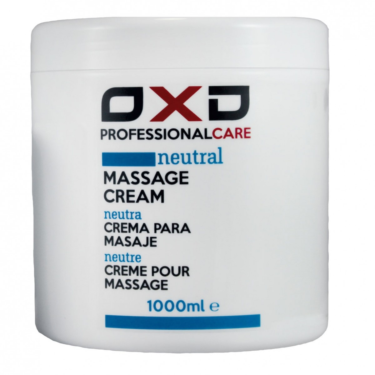 OXD Neutral massage creme 1000 ml.-31