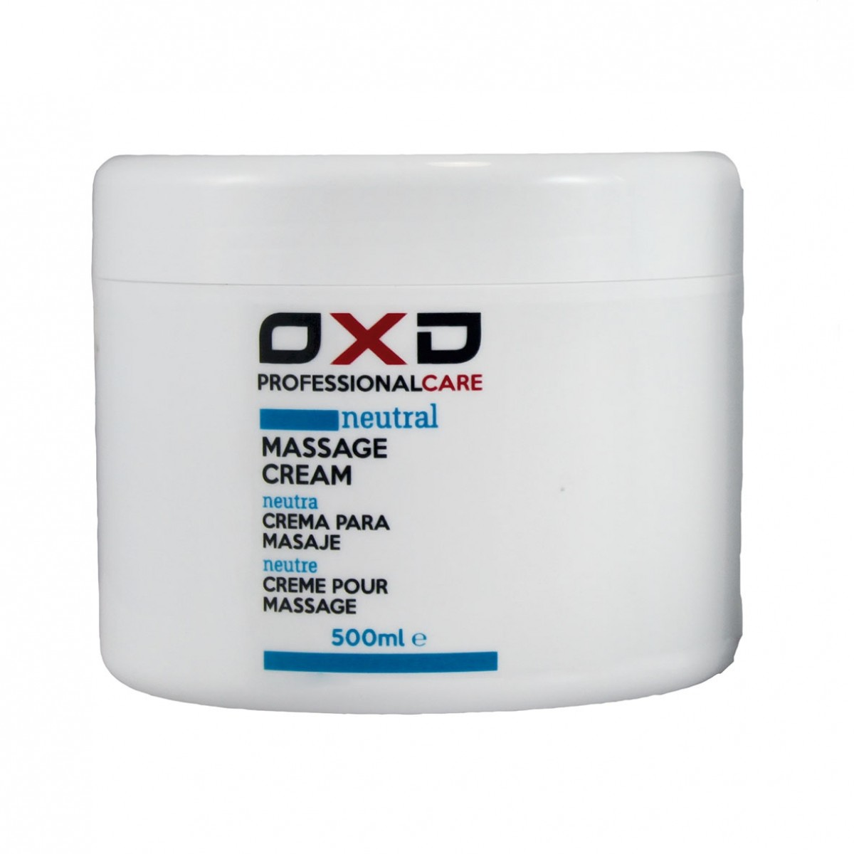OXD Neutral massage creme 500 ml.-31