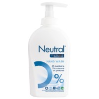 Cremesæbe Neutral Handwash med pumpe 250 ml.-20